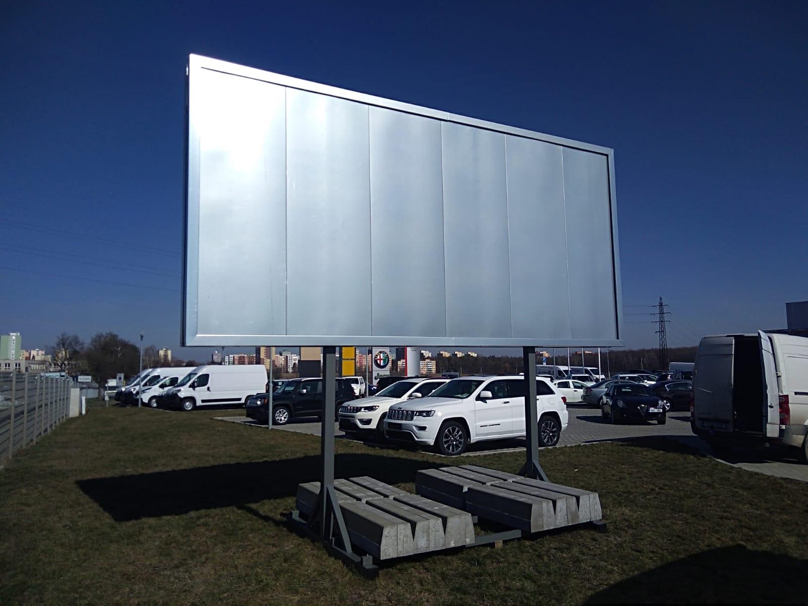 Mobilní billboardy